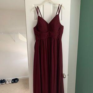 Azazi Bridesmaid Dress